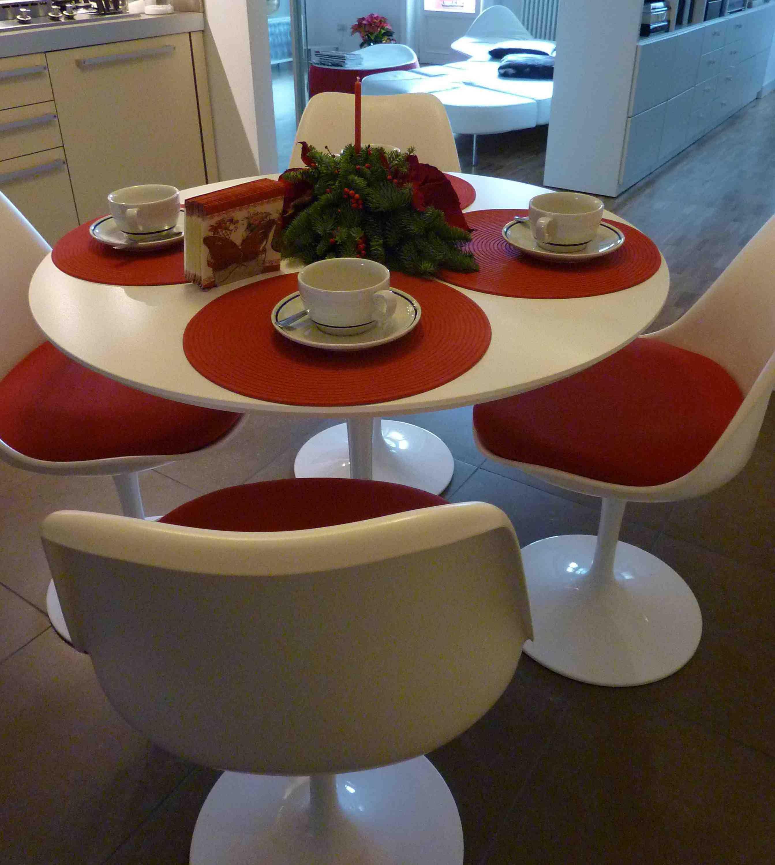 Colazione di Natale con Eero Saarinen – Arredo e Convivio