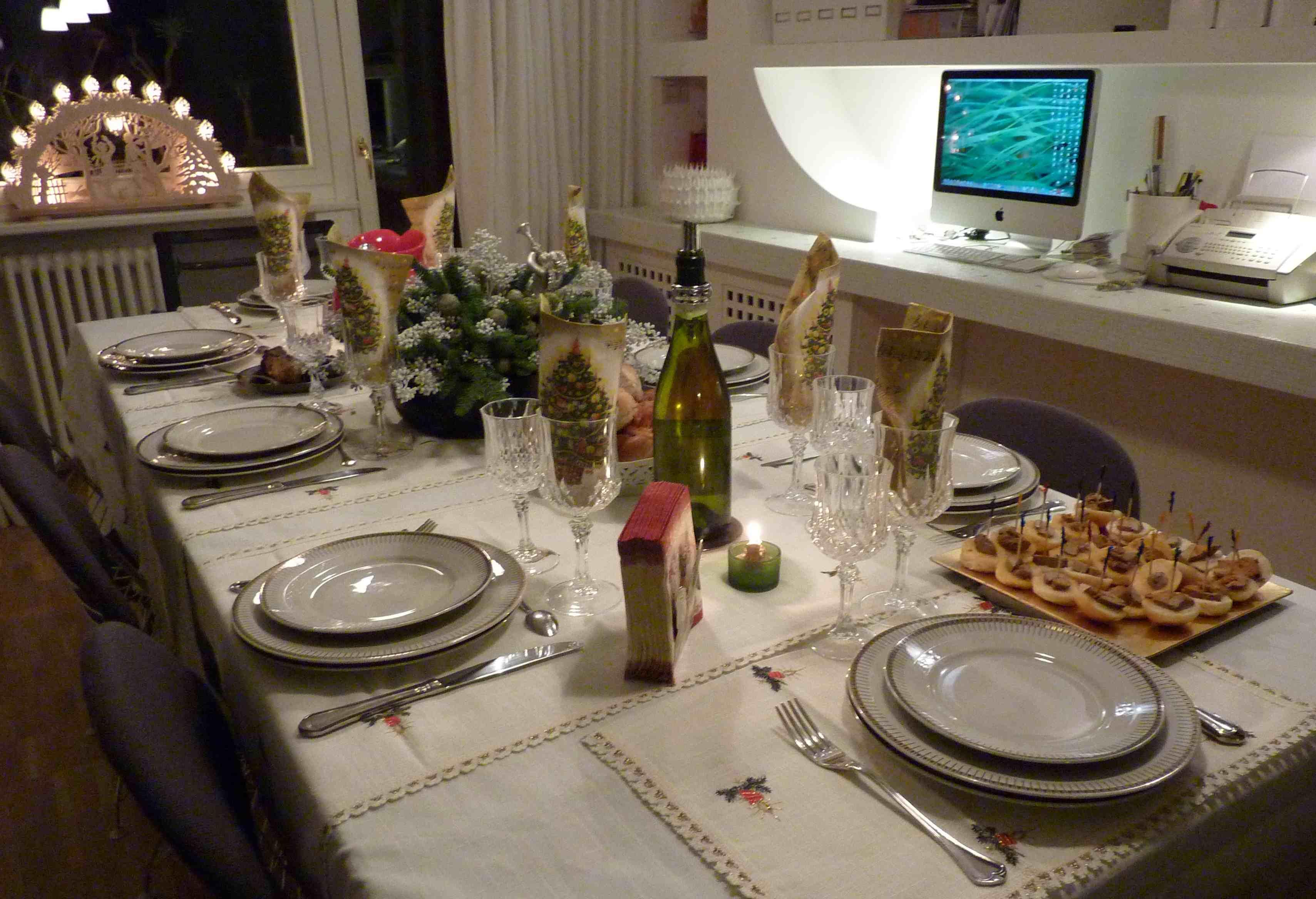 Natale con moreno cedroni arredo e convivio for Tavola di natale